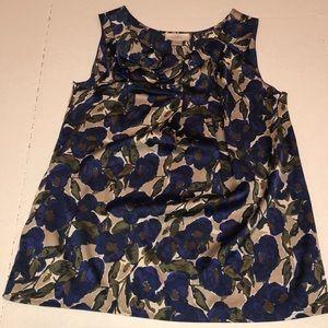 Ann Taylor Loft floral dress tank